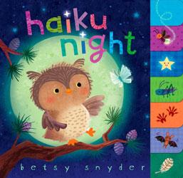 Book cover Haiku Night