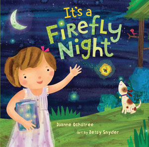 Book cover It's a Firefly Night
