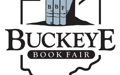 Buckeye Book Fair has a new website and a new logo!