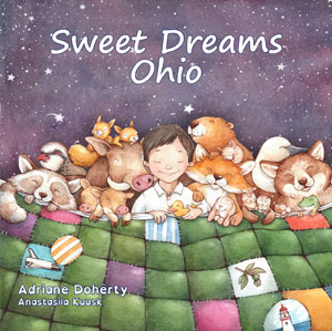 book cover Sweet Dreams Ohio