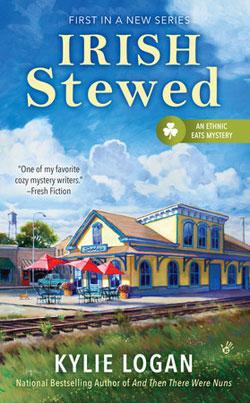book cover Irish Stewed
