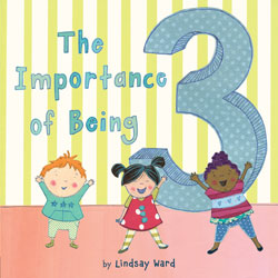 book cover The Importance of Being 3