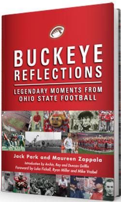 book cover Buckeye Refelctions