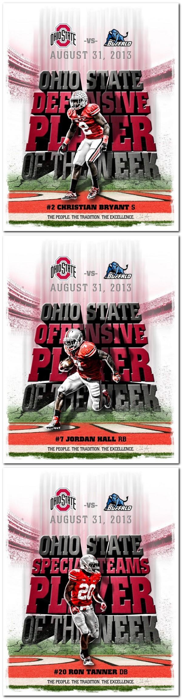 Ohio State Buckeyes Graphics