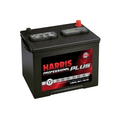 Harris Plus Battery
