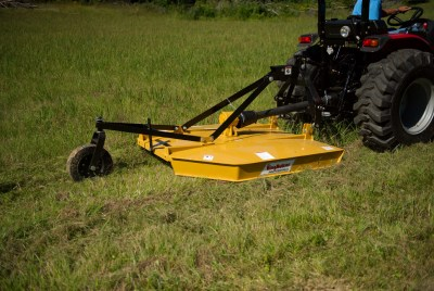King Kutter Mower With Wheel