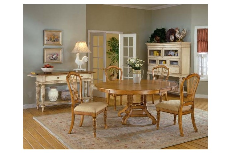 antique oak dining chairs chair covers for sale adelaide wilshire 5pc set buckeye furniture store