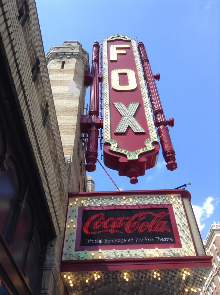Fox Theater, Atlanta