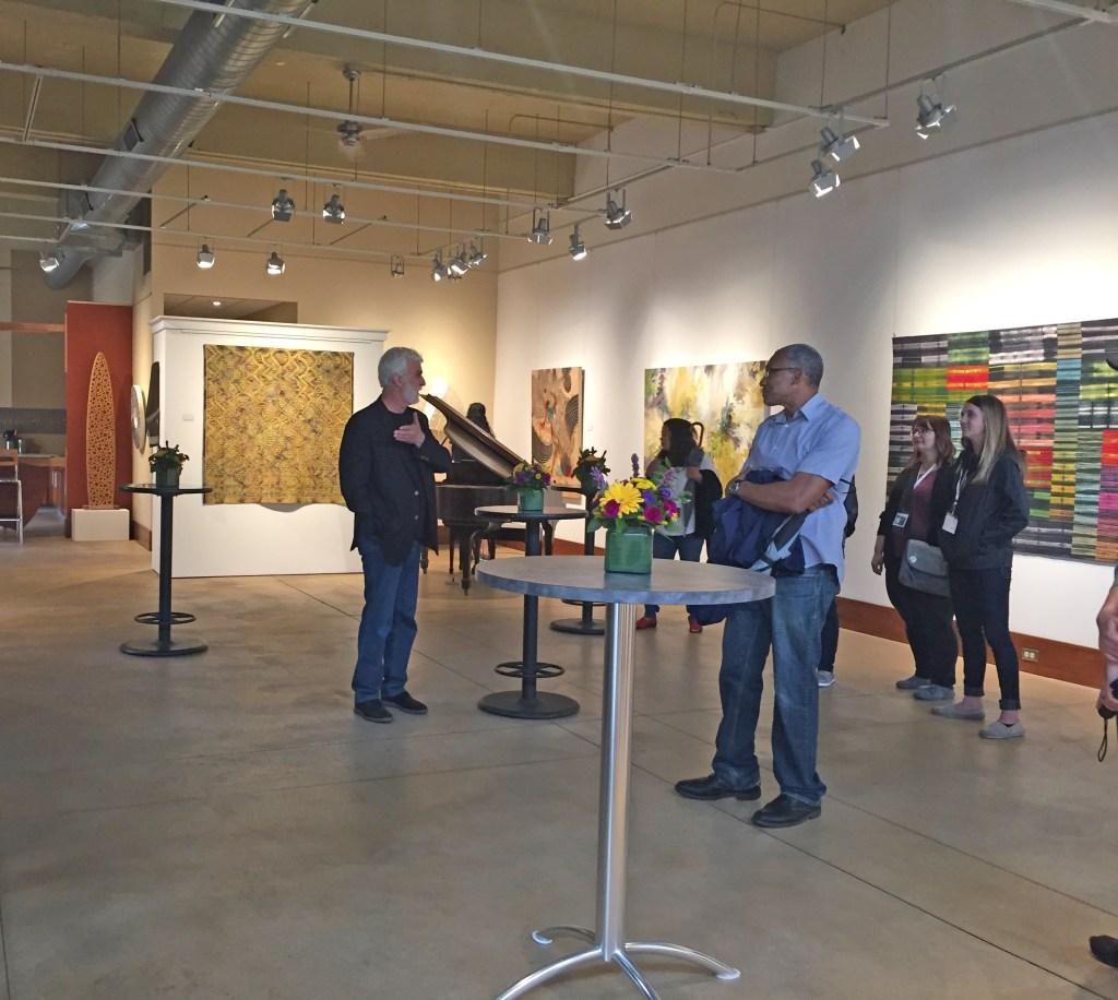 Art Gallery/Art Gallery Rental Space w/ Commercial Kitchen