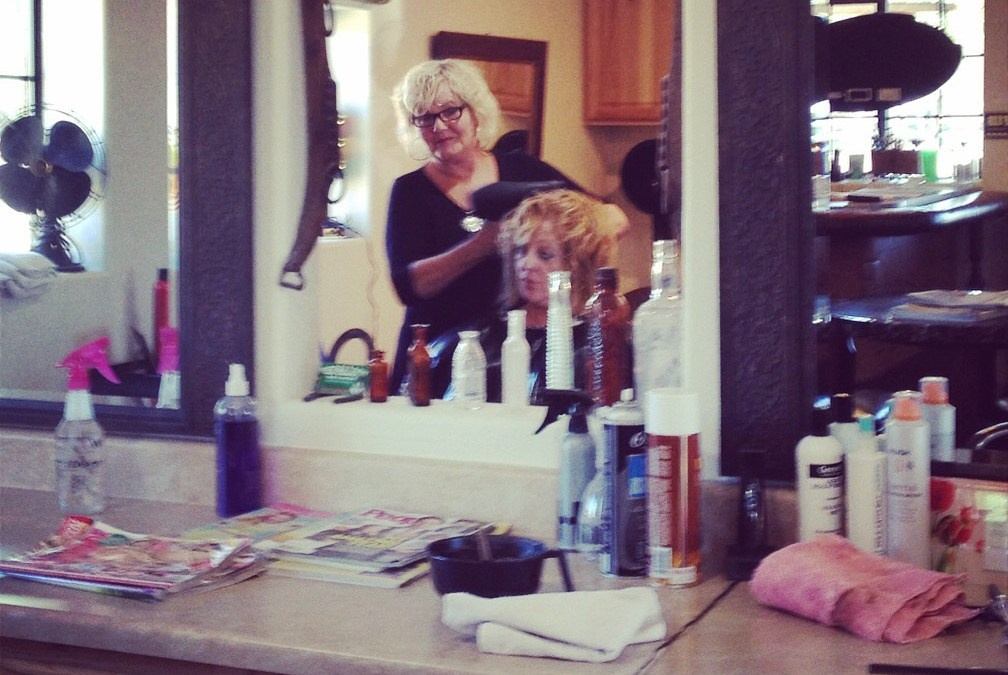 The Saloon Hair & Day Spa