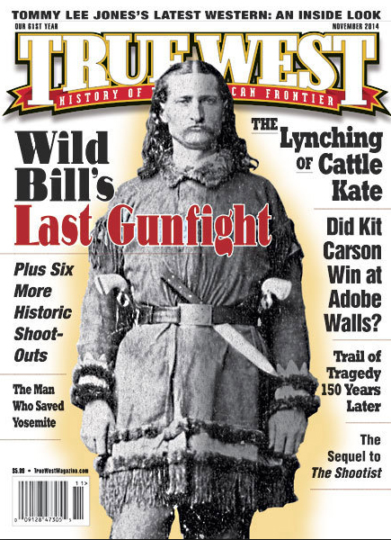Wild Bill's Last Gunfight