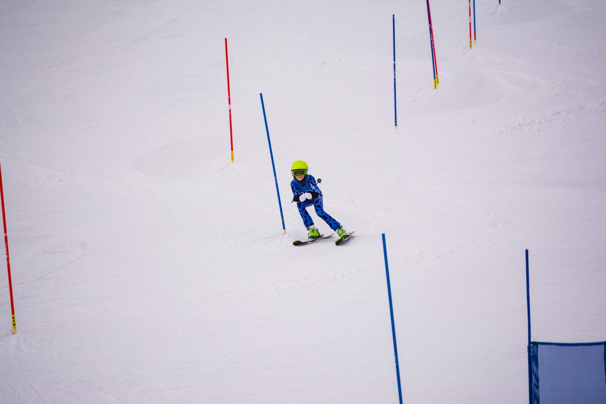 Ski Racing D-Team