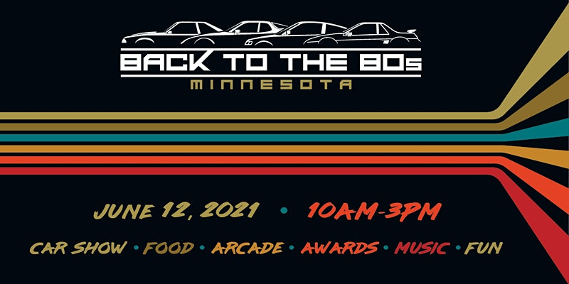 Back to the 80s Car SHow