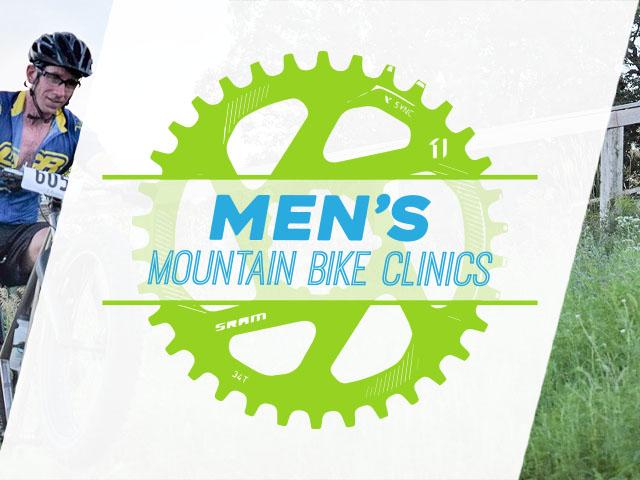 Buck Hill Men's MTB Clinic Mobile Banner