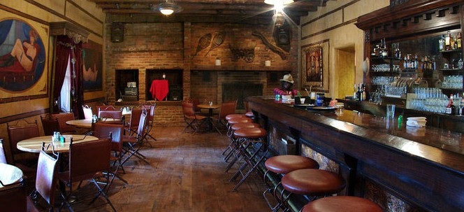 The Buckhorn Saloon  Opera House  Pinos Altos NM
