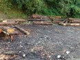 Wood Yard - FellFoot, Lake Windemere, Lake District - www.buckinghamvintage.co.uk