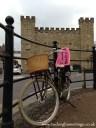 The Old Gaol Buckingham - Bike Parking www.buckinghamvintage.co.uk