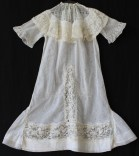 Antique christening gown / baptism dress from www.buckinghamvintage.co.uk