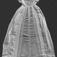 A Brief Illustrated History of Christening & Baptism Clothes - Swaddling, Bearing Cloths, Gowns & Dresses