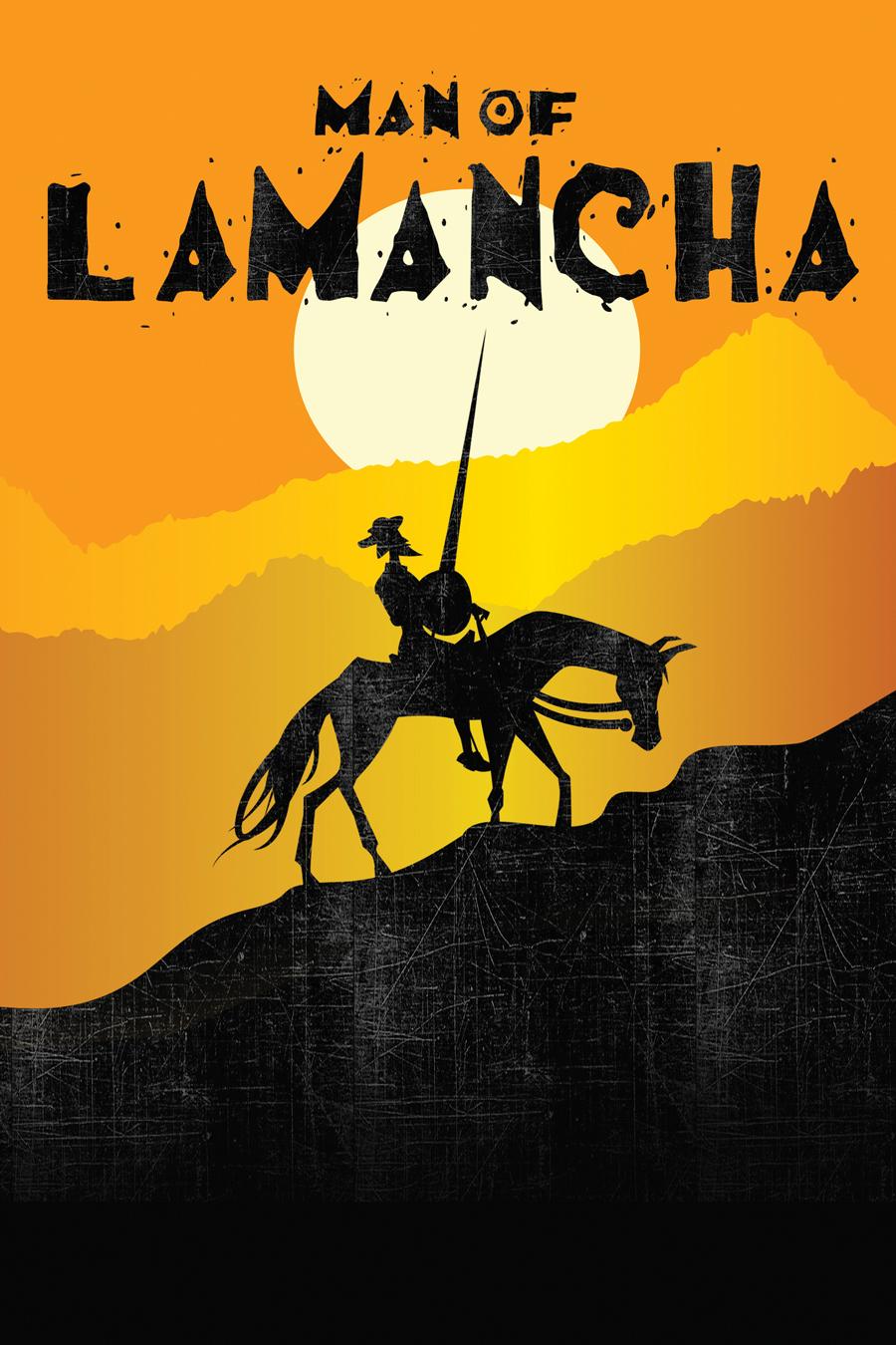 Onward To Glory They Go La Mirada Theatres Quixotic