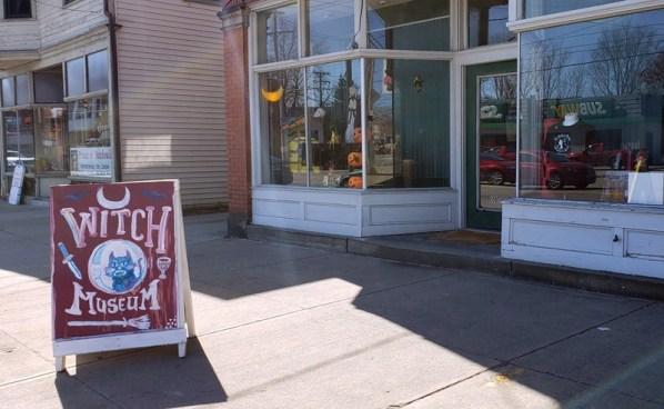 paranormal museum cleveland ohio