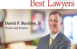David Buckley Named to The Best Lawyers in America