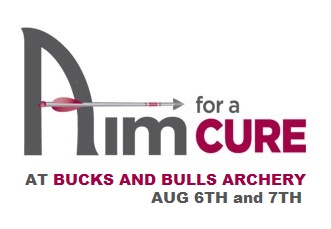 Save the date …….. Aim For A Cure…