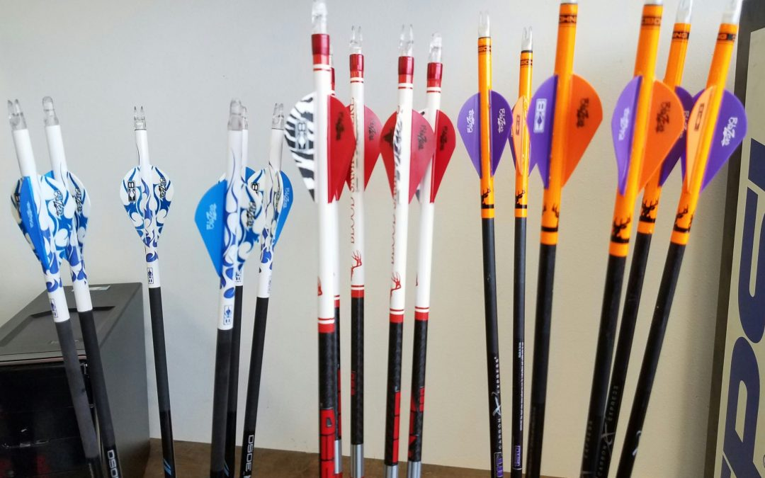 Customizing Arrows……