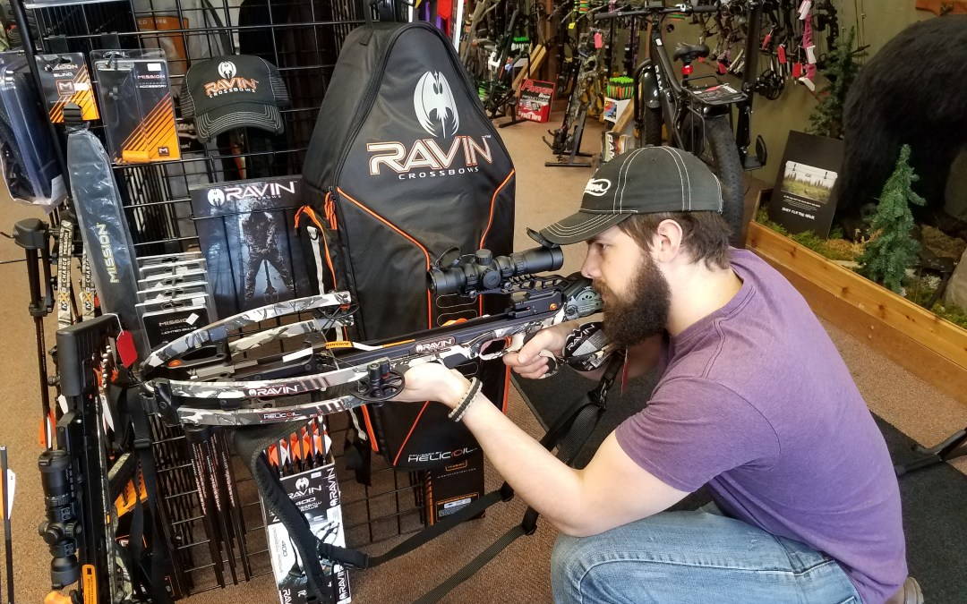 RAVIN CROSSBOWS are here!