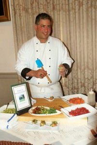 Earl's Chef David Zukerman