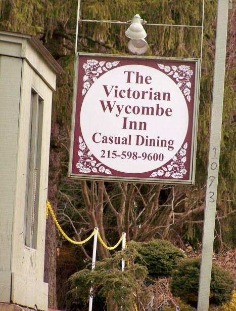 Wycombe Inn; photo by L. Goldman