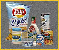 Lite foods