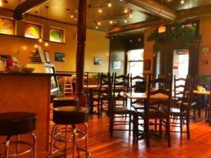 Stella's House Blend Cafe interior