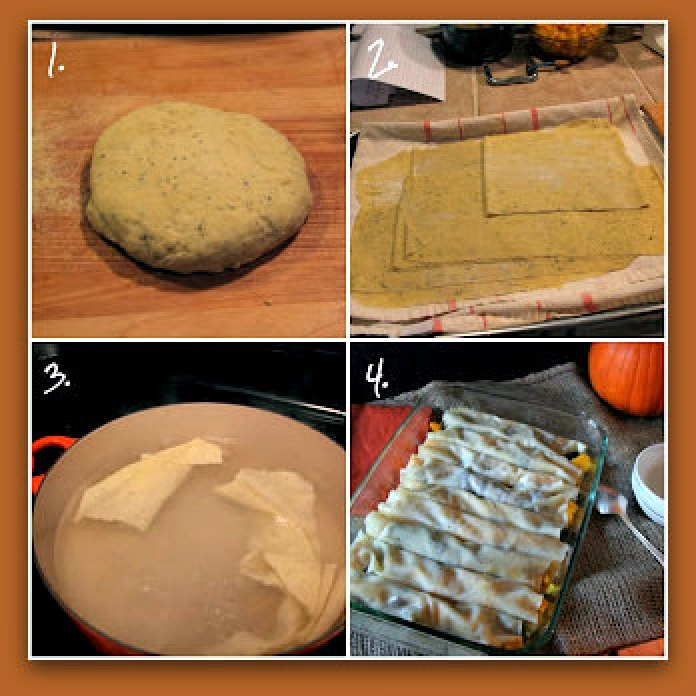 Pasta_step by step; photo by H. Kirby