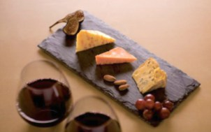 Lambertville House_cheese plate; photo courtesy of DiSh Catering; locals nights