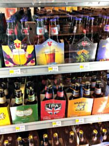 Brown's beer garden_cold case