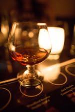 Bourbon glass, photo by Joel Plotkin