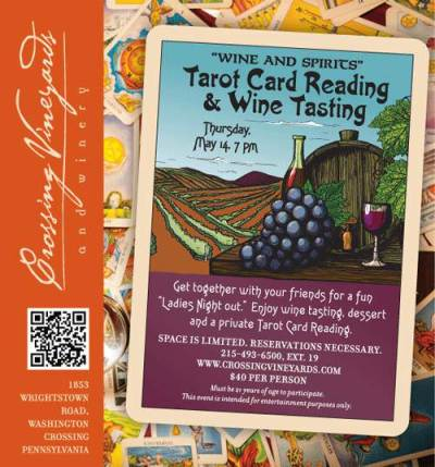 Wine & Spirits at Crossing Vineyards