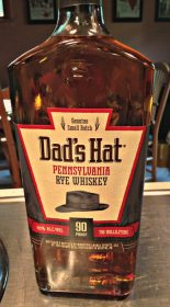 Dad's Hat Rye bottle