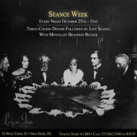 Seance at Logan Inn