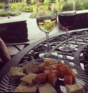 Crossing Vineyards and Winery Facebook