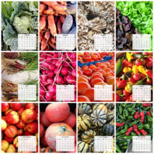 Bucks County Taste 2017 calendar