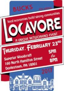 8th Annual Locavore event in Doylestown