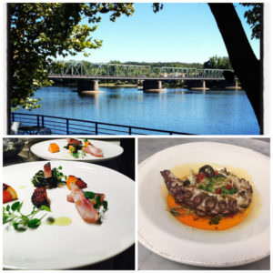 Delaware River Town restaurant week