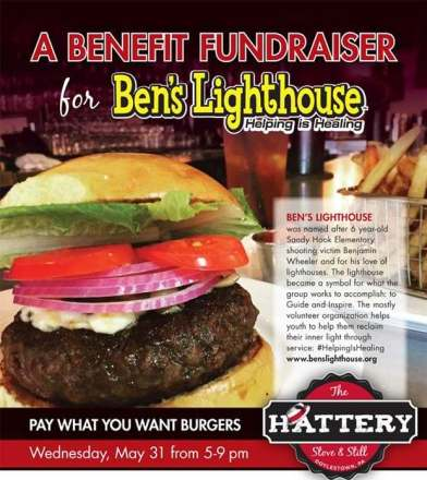 A benefit fundraiser for Bens Lighthouse