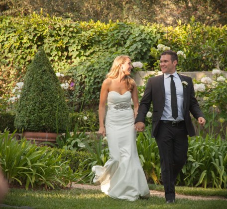 Kristen & Jacko's wedding