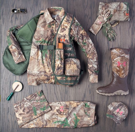 Turkey Hunting Apparel