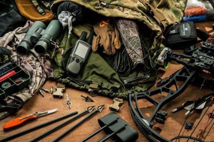 bowhunting gear
