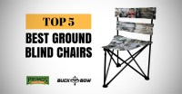 The 5 Best Ground Blind Chairs for Your Needs and Budget 2018