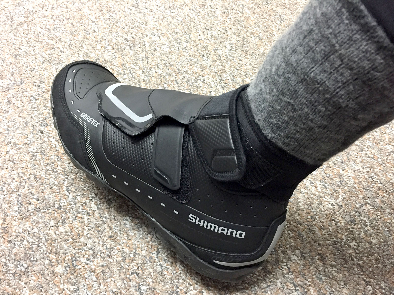 279160ab851 Winter Boots - Shimano MW7 2017/2018 - bucky rides